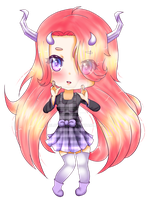 :c: chibi by Clover456