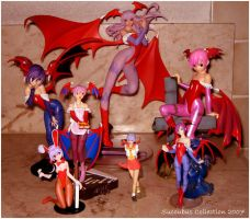 Succubus Figure Collection by chloebs