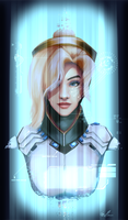 AI Mercy by taka-0