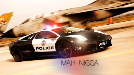 ma nigga lamborghini nfs hot pursuit by tedybeareyes4u