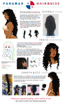 APH | panama - hair guide by kamillyanna