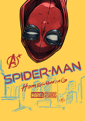 Spider-man Homecoming  by DazTibbles