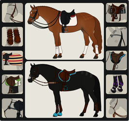 Tack template by Rosenhill