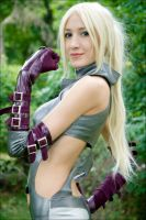 Tekken - Nina Williams by tajfu