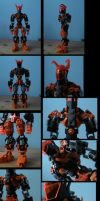 bionicle: ultimate protuus by CASETHEFACE