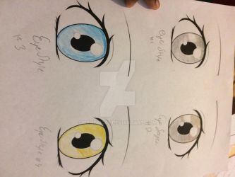More Eyez by Sthenic02