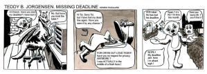 missing deadline by artlinerscum