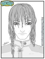 Shaden L commission pencils by baby-marshmallow