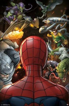 Marvel's Spider-Man (2017): The Villains by WB51417