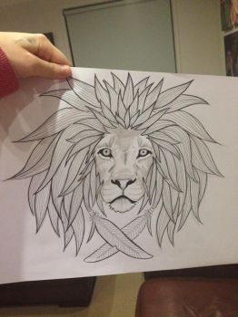 Tattoo Design by DC-Pyrography