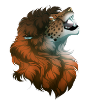 .:Angry Lion:. by Suliri