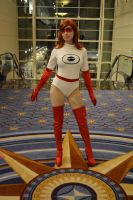 Elastigirl by MsPepperPotts