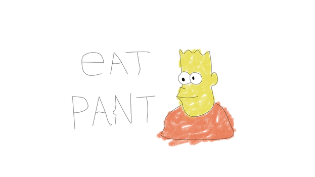 Eat Pant - The Original by The--Signmanstrr