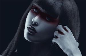 Blood on Roses - Retouch by soulkyrie