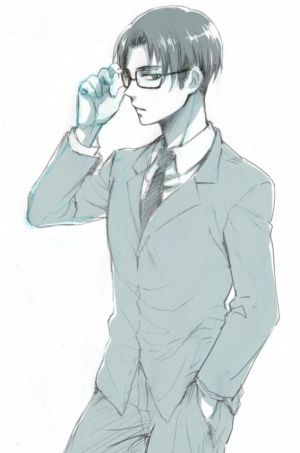 Detention   Principal!Levi x Teacher!Reader by Words-Of-Fate on