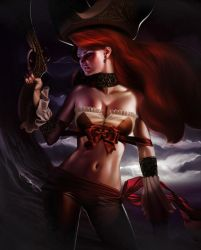 Miss Fortune by achibner
