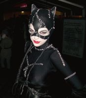 Catwoman Cosplay:- by Reverie-Kitsune