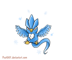 Chibi Articuno by Pcat007