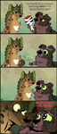That Classic Hyena Prop by TheCynicalHound
