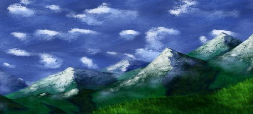Mountains by nothing111111