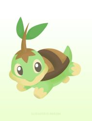 Turtwig by JKMeiLinh