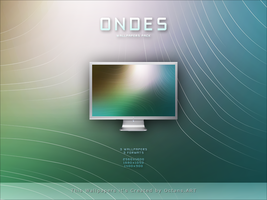 Onde pack wallpapers by MathieuOdin