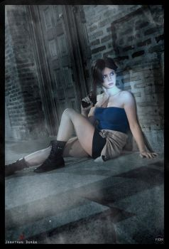 Resident Evil 3- A night in Racoon City by JonathanDuran