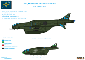 Vehicle Concepts TX ARC 59 by Luckymarine577
