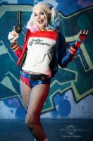 Suicide Squad - Harley Quinn by ThelemaTherion