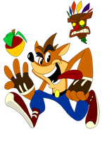 It's a Bandicoot! by jimferno