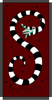 SandWorm Bookmark by Smummo