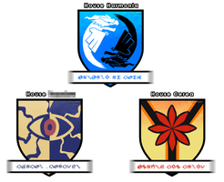 Nuzlocke White: The Unovan Houses (see descript)