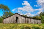 Old Barn HDR by joelht74