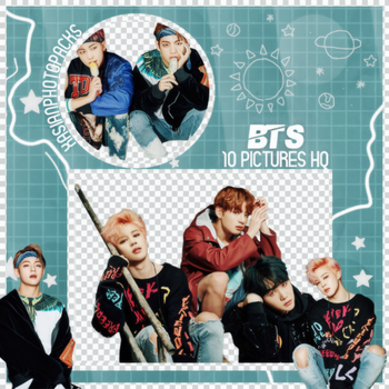 Pack Png 005 // BTS (You Never Walk Alone). by xAsianPhotopacks