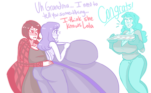 Visit to Grandma's-Commission by SlickPens