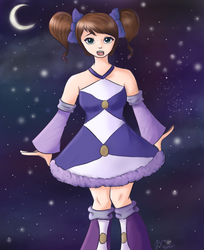 Shining Stars by Rin-luver