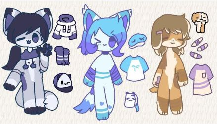 name your price adoptables closed by cocoa-dusk