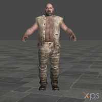 CoD Black Ops Sergei for XPS by SaltPowered