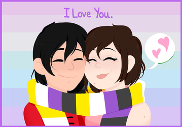 I Love You by LoulabeIIe