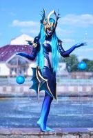 Atlantean Syndra by KaitoEinsam