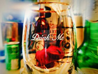 Drink Me by citistyle