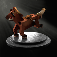 MCStudio: Horse by TheDuckCow