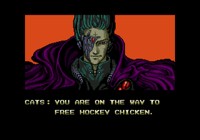 Free Hockey Chicken No.1 by BPMdotEXE