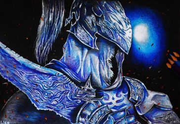 Sir Artorias by LicamtaPictures