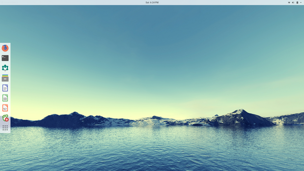 openSUSE TW gnome shell by lrcaballero
