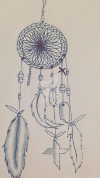 Dream Catcher by Nellybelly145