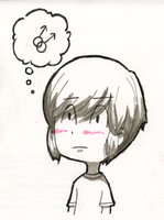 GB thinking in the yaois by MisakiNatsu