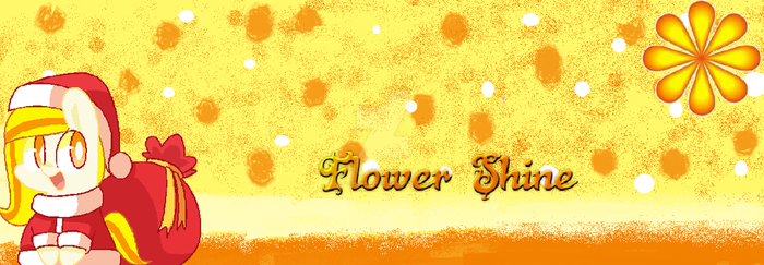 Flower Shine Background by flowershine1705