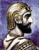 Cyrus the Great by krew77