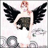 blend Taylor Swift Dark by MyHeartWithJoe